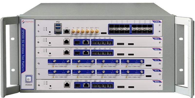 SP9500 5G终端综测仪